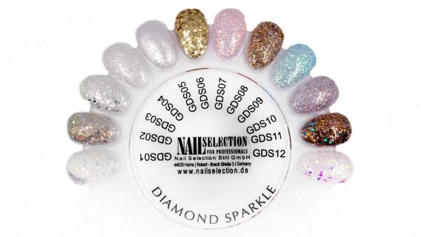 Diamond Sparkle Gel