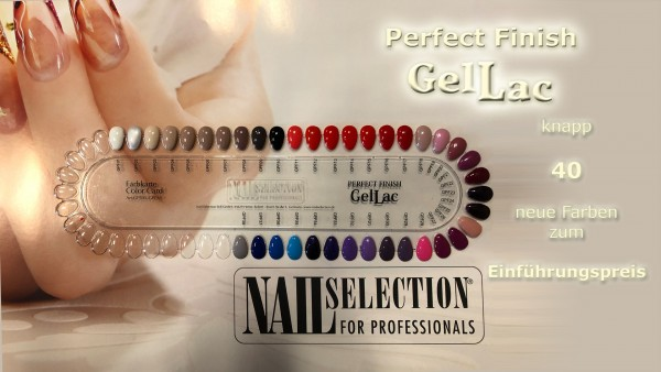 Perfect Finish Gel Lac