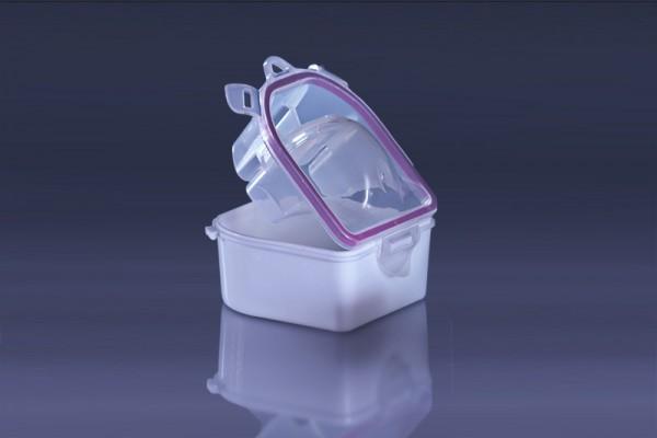 Manicureschale - weiß mit Liquidsafe